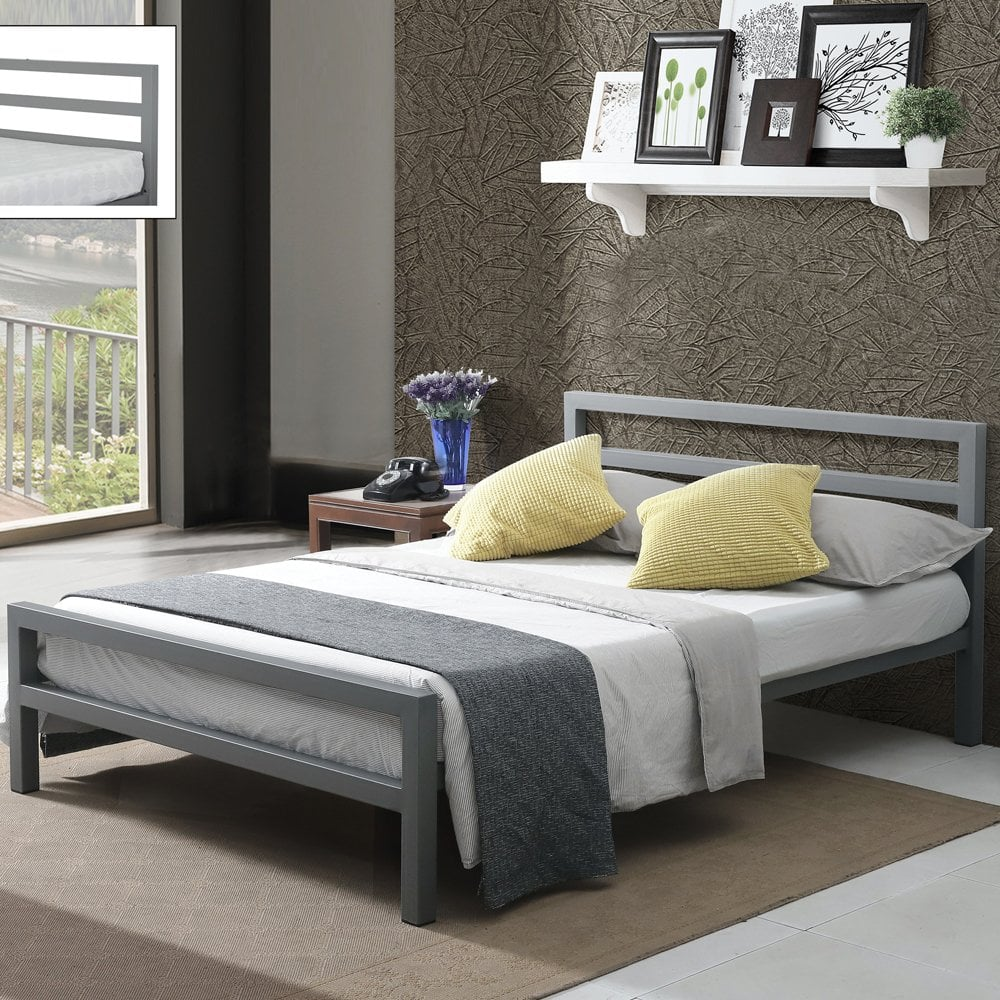 Bed Sales Online: Time Living City Block Bed